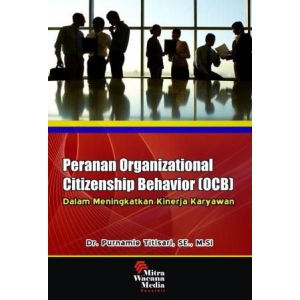 Peranan Organizational Citizenship Behavior (OCB)