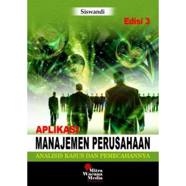Aplikasi Manajemen Perusahaan Edisi 3