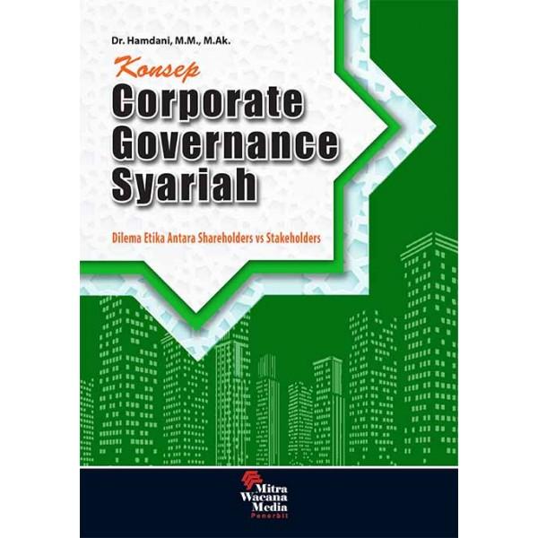 Konsep Corporate Governance Syariah