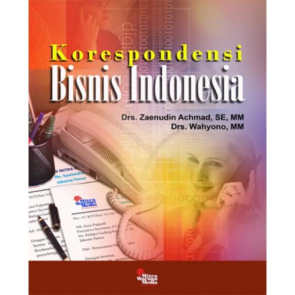 Bisnis Korespondensi Indonesia