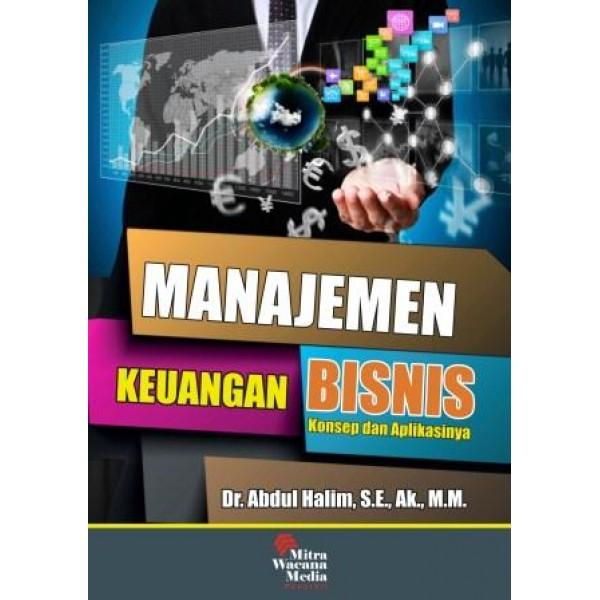Manajemen Keuangan Bisnis Konsep dan Aplikasi