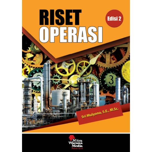 Riset Operasi Ed. 2