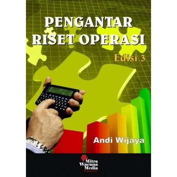 Pengantar Riset Operasi Ed.3
