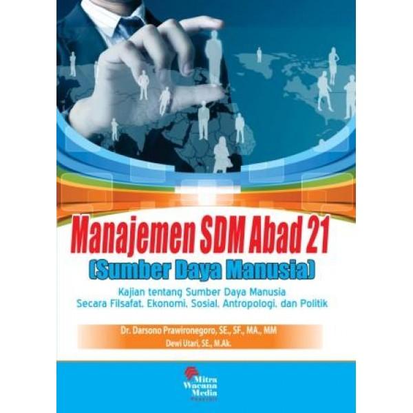 Manajemen SDM Abad 21 Edisi Revisi