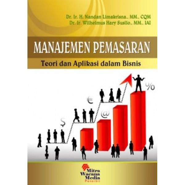 Manajemen Pemasaran Teori dan Aplikasi dalam Bisnis