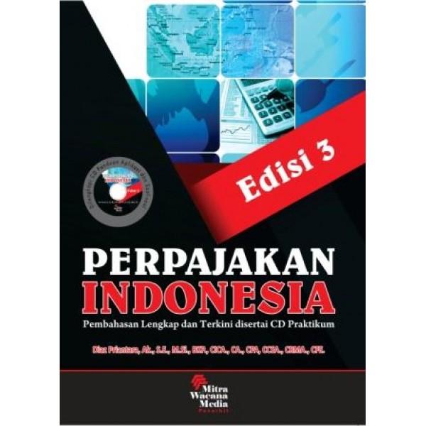Perpajakan Indonesia Edisi 3