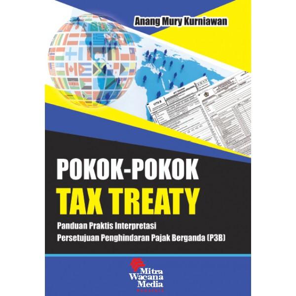 Pokok Pokok Tax Treaty