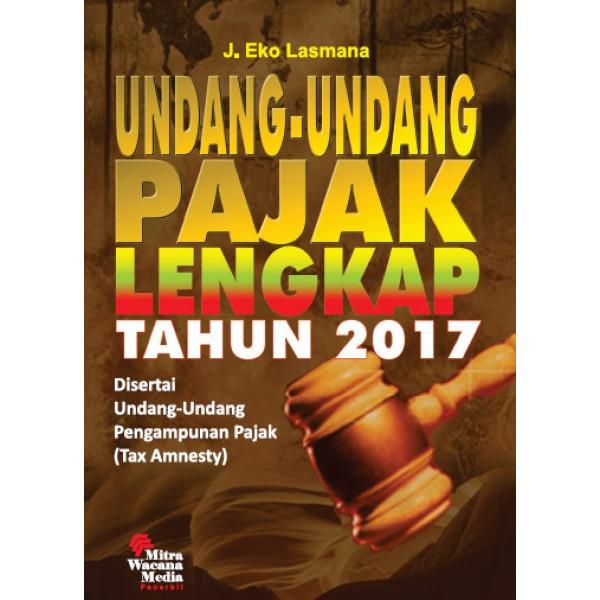 Undang-Undang Pajak Tahun 2017