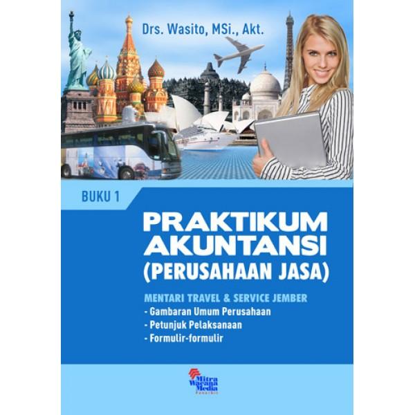 Praktikum  Akutansi  Perusahaan Jasa ( 3 buku)