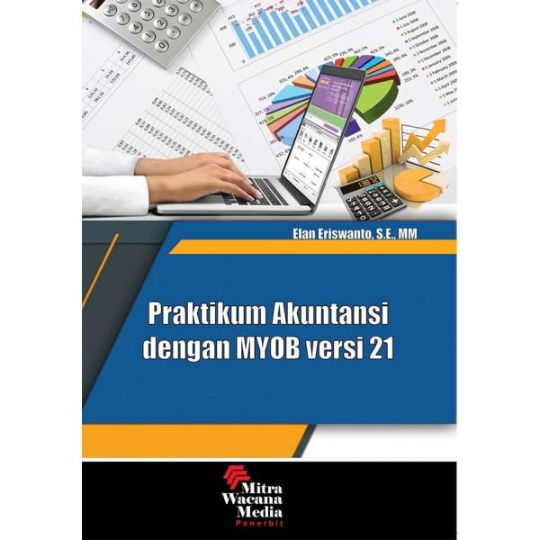 Praktikum Akuntansi dengan MYOB Versi 21